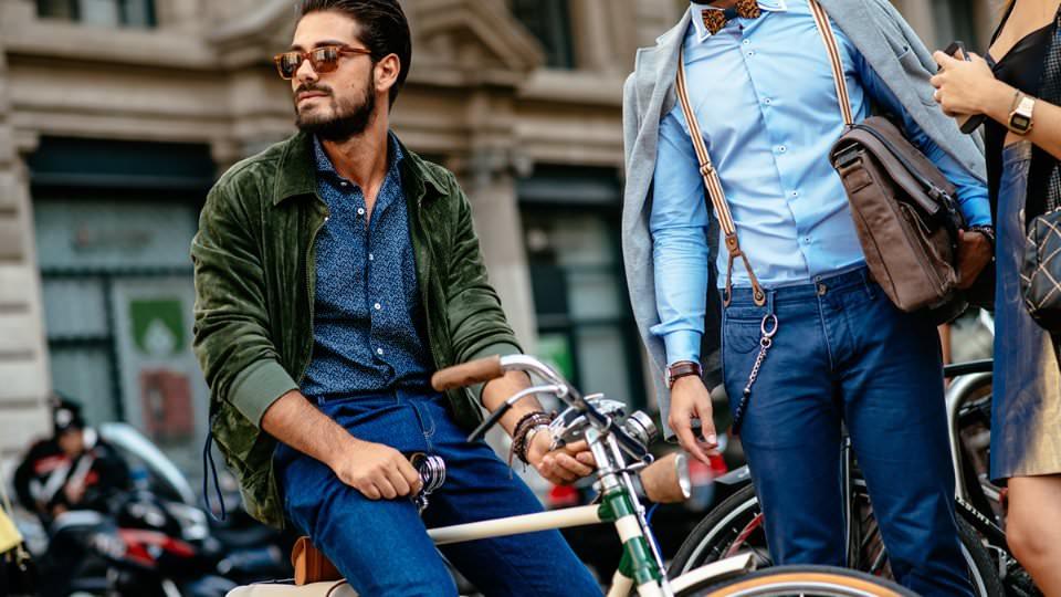 Moda Masculina Sepa Cómo Llevar Con Estilo Prendas De Gamuza Tendencias Gestión