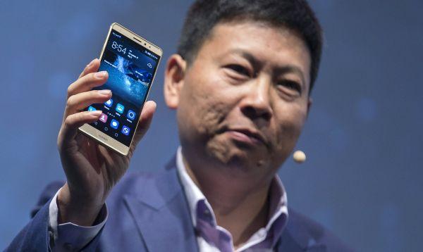 Huawei presentó en Berlín su nuevo teléfono Mate S - Noticias de richard yu
