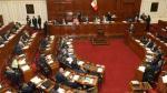 Pleno del Congreso rechazó moción para debatir adjudicación del lote 192 a Petroperú - Noticias de victor isla