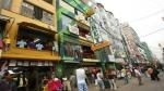 Sunat rematará cinco tiendas en Gamarra y oficinas en el Callao este viernes - Noticias de remate de bienes embargados
