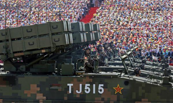 China conmemora derrota de Japón en Segunda Guerra Mundial - Noticias de tiananmen