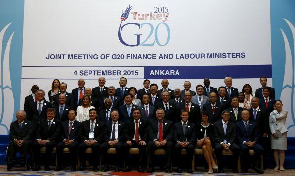 G-20 promete transparencia en torno a política monetaria ante decepcionante crecimiento global - Noticias de banco central de reserva