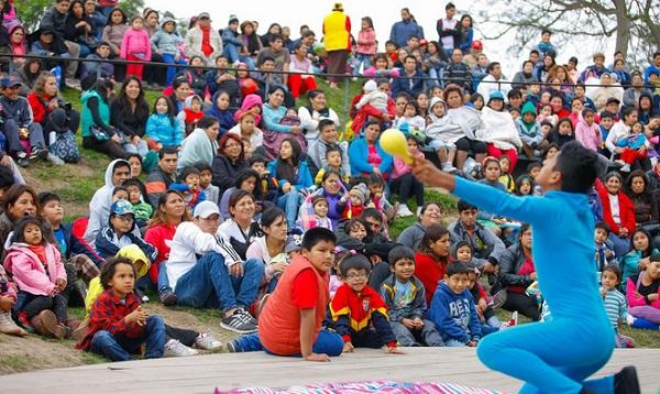 Parques zonales de Lima celebran el Día de la Familia con variados juegos - Noticias de lima metropolitana