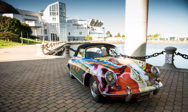 Porsche de Janis Joplin será subastado en Nueva York - Noticias de janis joplin
