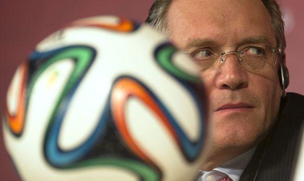 FIFA suspende al secretario general Jerome Valcke - Noticias de jerome valcke