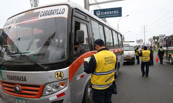 Denuncian retorno de combis retiradas del corredor Javier Prado - Noticias de protransporte