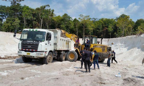 Deforestan bosque en Iquitos para construir botadero municipal - Noticias de deforestación