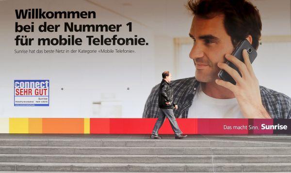 Empresa suiza de telecomunicaciones Sunrise anunció que reducirá 175 de sus 1,890 puestos de trabajo - Noticias de roger federer