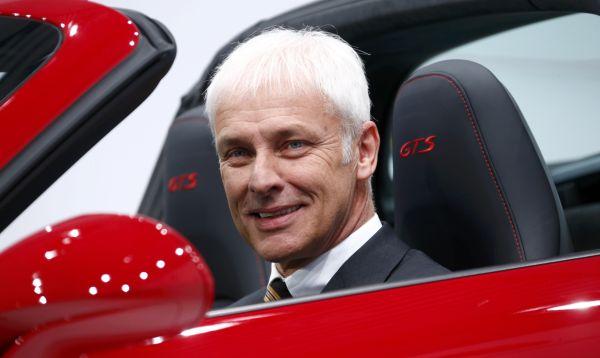 Volkswagen designará nuevo CEO para enfrentar escándalo por emisiones de gas - Noticias de martin winterkorn