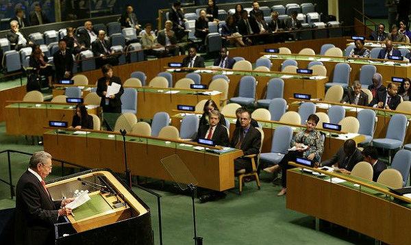 Nueva York:  Raúl Castro pide fin del embargo económico de EE.UU. en Asamblea de la ONU - Noticias de desarrollo económico