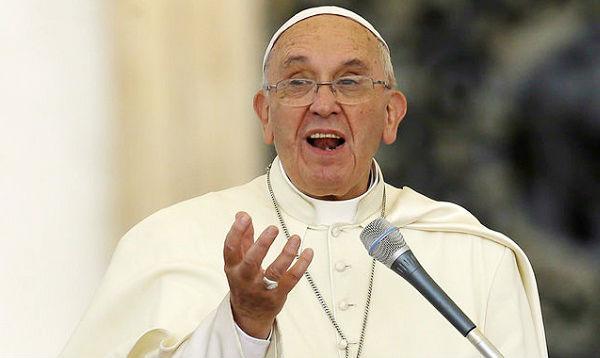 Papa Francisco lanzará su primer álbum musical - Noticias de rolling stone