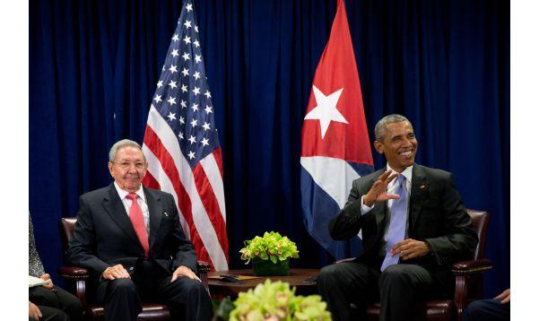 Barack Obama y Raúl Castro sostuvieron nueva reunión - Noticias de bruno rodriguez