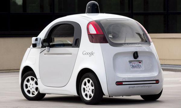 Google presentó su prototipo de vehículo autoconducido - Noticias de vehiculos autonomos