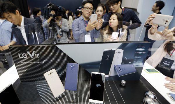 LG presenta nuevo smartphone con pantalla adicional y cámara para captar selfies más ampliois - Noticias de smartphones