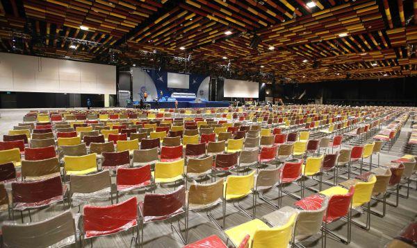Se inauguró el Centro de Convenciones de Lima que se usará para reuniones del FMI y Banco Mundial - Noticias de ollanta humala