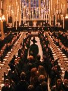 Harry Potter. Warner Bros lo invita a pasar una Navidad en Hogwarts
