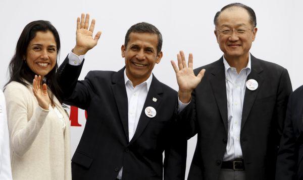 Presidente del Banco Mundial, Jim Yong Kim, regresa a Carabayllo - Noticias de ollanta humala