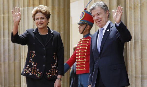 Presidenta de Brasil inicia visita de Estado a Colombia - Noticias de innovación