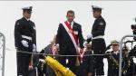 Ollanta Humala: Reforma salarial mejorará en 70% ingresos de FF.AA. - Noticias de hospital naval del callao