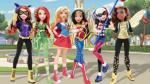 Mattel espera que las superheroínas lo salven de la caída de ventas de Barbies - Noticias de warner bros