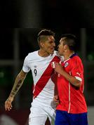 Perú vs Chile. La plantilla completa de los 'mapochos' vale US$ 135 millones