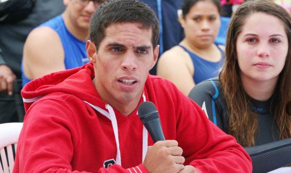 Nadador peruano Mauricio Fiol confía en probar inocencia en caso de dopaje - Noticias de fotos juegos panamericanos 2015