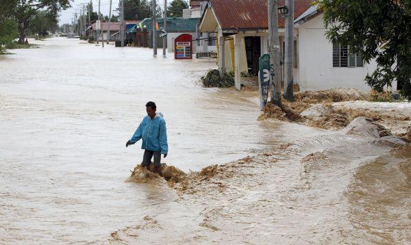 Tifón Koppu deja un saldo de nueve personas fallecidas en el norte de Filipinas - Noticias de desastres