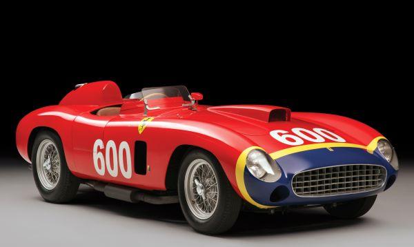 Subastarán Ferrari 1956 del piloto argentino Fangio - Noticias de juan manuel fangio