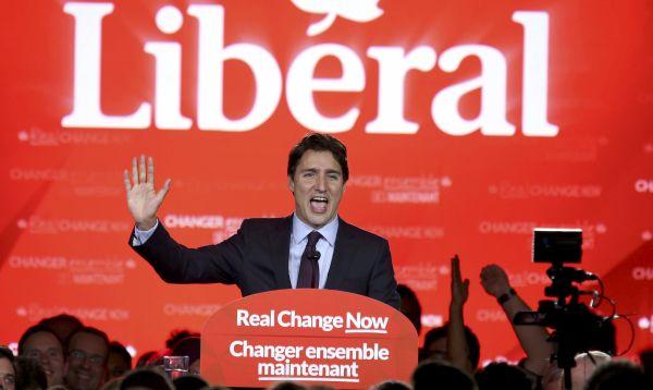 Liberales ganan elecciones en Canadá y Trudeau será el próximo primer ministro - Noticias de stephen harper