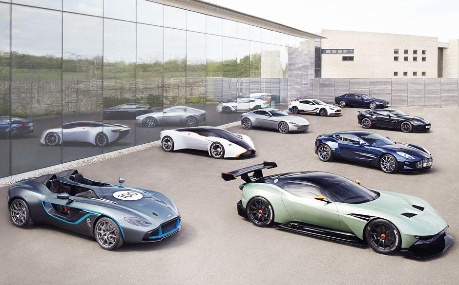 Aston Martin El Lujo En Autos A Trav 233 S De 102 A 241 Os