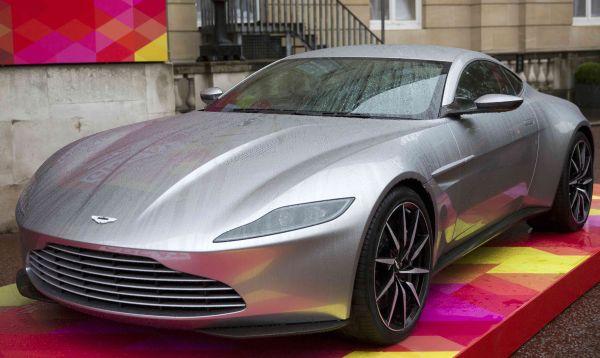 Aston Martin y China Equity firman acuerdo durante visita de Xi Jinping a Londres - Noticias de aston martin