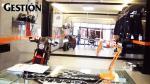 Casa Cor 2015: Funcionalidad retro en el Cafe Racer Studio - Noticias de casa cor