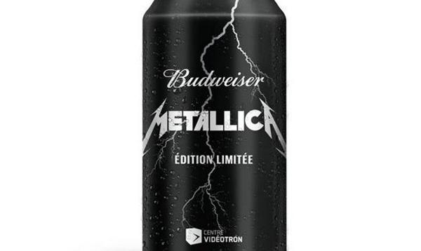 Budweiser lanzará una cerveza de edición limitada de la banda estadoudinense - Noticias de cerveza