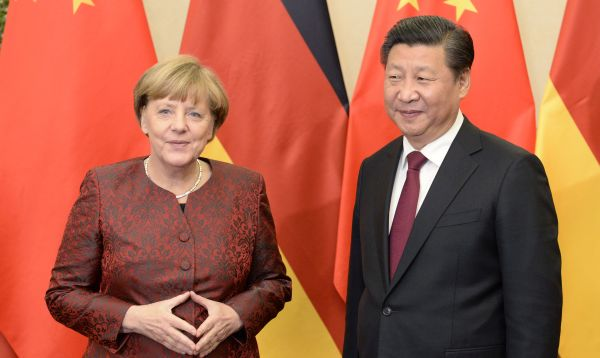 China compra aviones Airbus durante visita de Angela Merkel - Noticias de airbus