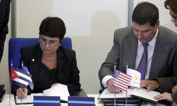 Cuba y operador de EE.UU. firman acuerdo para roaming - Noticias de roaming internacional