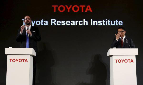 Toyota invierte US$ 1,000 millones en crear compañía de inteligencia artificial - Noticias de básicos