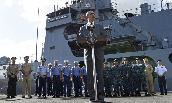 Obama pone disputa sobre Mar de China Meridional en agenda de cumbre APEC - Noticias de asia meridional