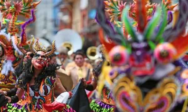 Puno celebra aniversario tras declararse a la Candelaria como Patrimonio de la Humanidad - Noticias de candelaria