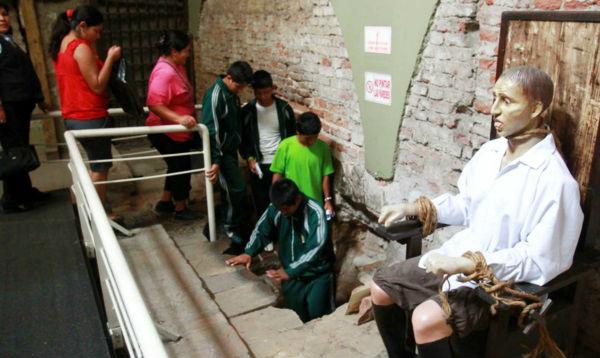 Congreso abre sus puertas para visitas guiadas en su sede y museo de la Inquisición - Noticias de santa inquisicion