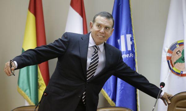 Conmebol en crisis tras arresto de tres últimos presidentes - Noticias de juan valdez