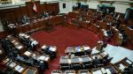 Oposición propone aumentar gratificaciones de S/. 300 a S/. 800 para trabajadores públicos - Noticias de natali condori