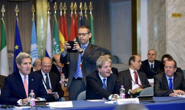 Estados Unidos e Italia se proponen formar alianza militar para detener al Estado Islámico. - Noticias de estados unidos