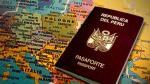 Visa Schengen: Cancillería reconoce que falló con pasaporte biométrico - Noticias de visa de peruanos para europa