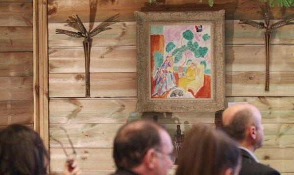 Subastan cuadro de Henri Matisse en Mónaco por 4.2 millones de euros - Noticias de henri matisse