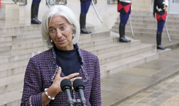 Christine Lagarde del FMI juzgada por corrupción en Francia - Noticias de fmi
