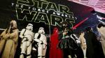 Star Wars impone millonario récord de taquilla en su estreno - Noticias de jurassic world