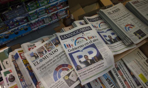 Elecciones en España dan paso a duras negociaciones - Noticias de portada