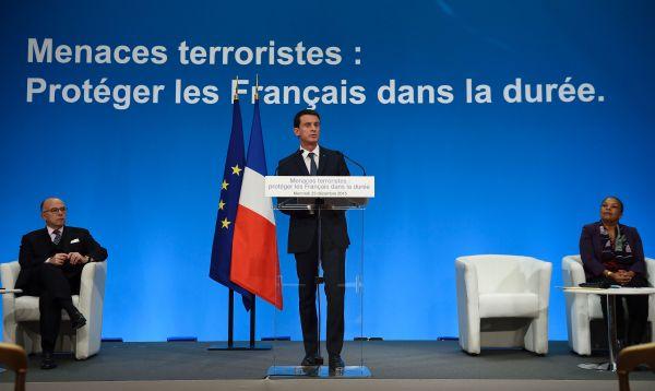 Gobierno francés aprueba propuestas de reforma constitucional para luchar contra el terrorismo - Noticias de christiane taubira