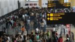 Jorge Chávez recibirá más de un millón de pasajeros en diciembre - Noticias de jose tam