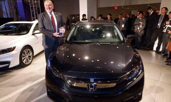 Honda Civic y Volvo SUV son elegidos vehículos del año - Noticias de autos nuevos